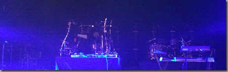 The many drums and keyboards of Faithless