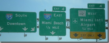 Miami Beach here we come!